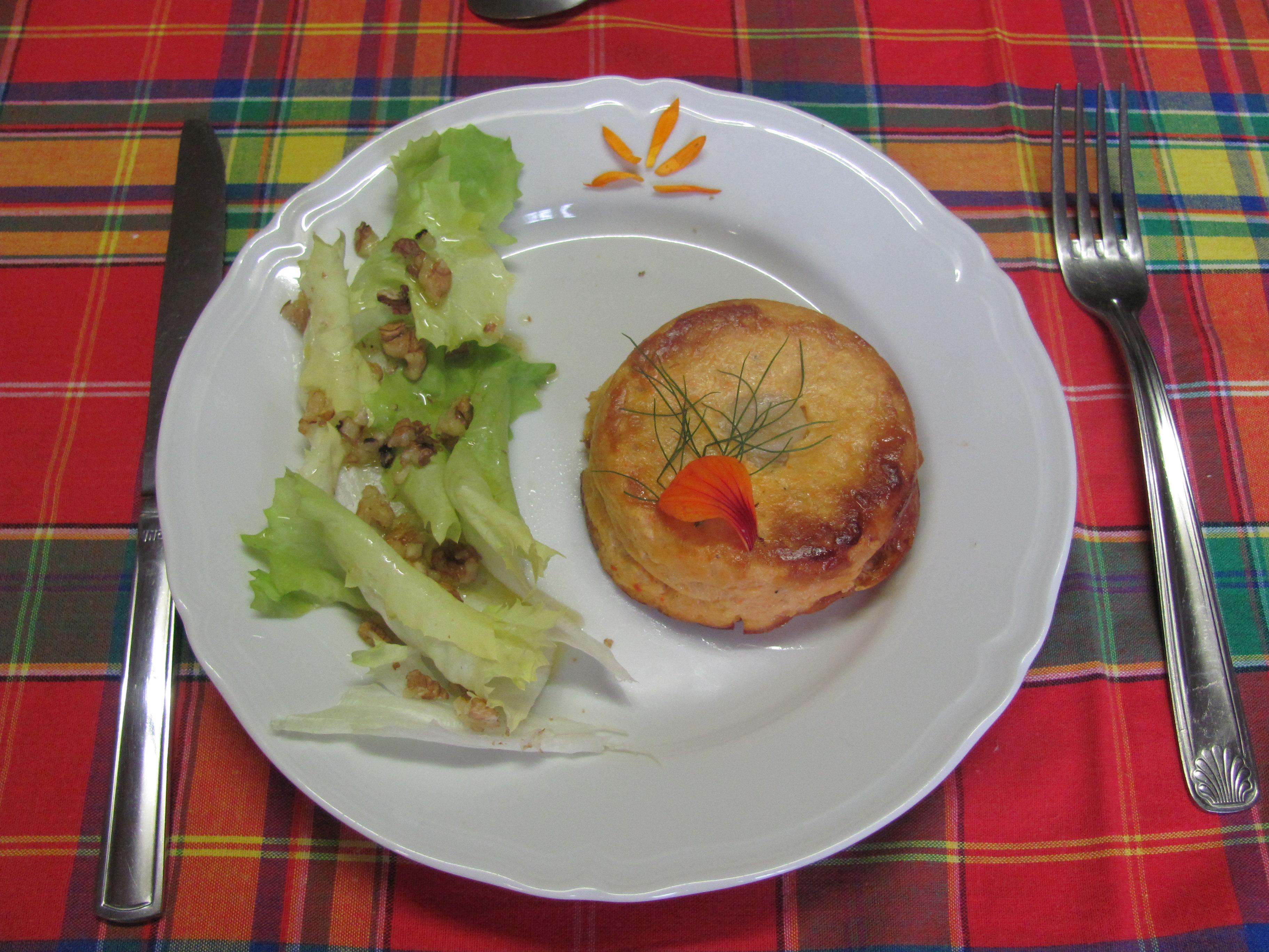 Cours de cuisine gastronomique legere module 6 fleur de bl noir - Cours de cuisine gastronomique ...